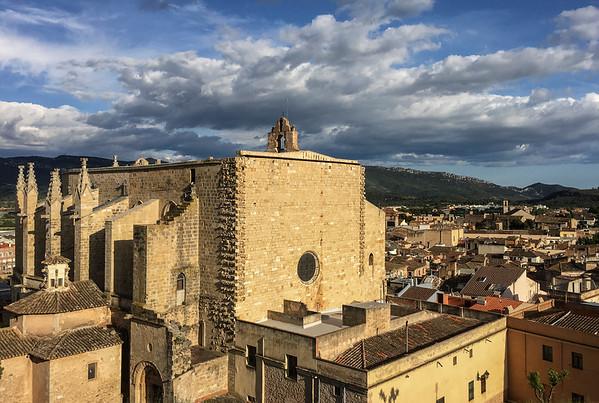 Cathedral, Montblanc, Espana