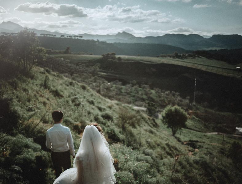 Elopement Wedding in Meteora