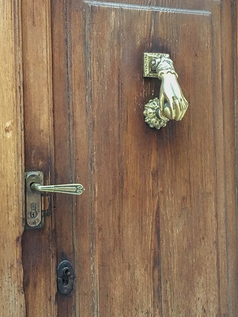 My favorite door knocker