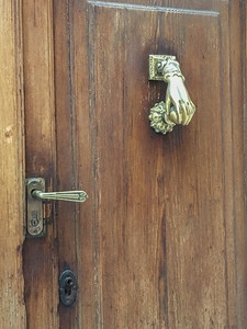 My favorite door knocker
