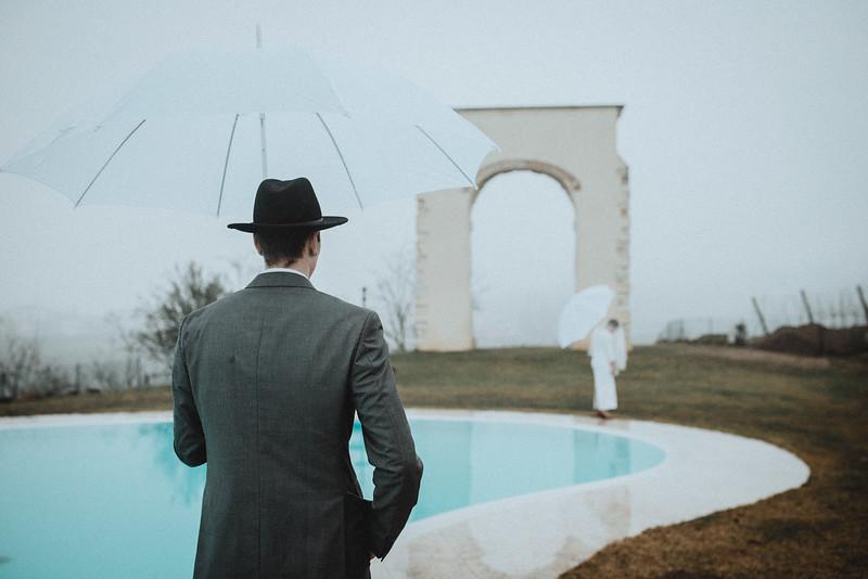 Elopement Wedding in Montauban