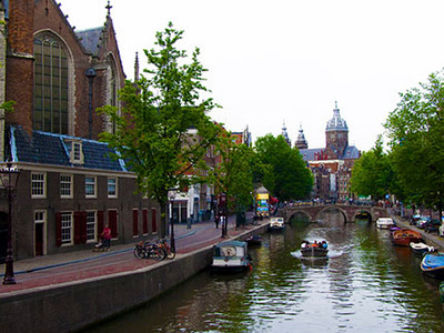 Amsterdam Holland.