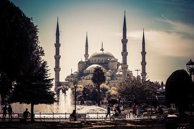Hagia Sopha, Istanbul