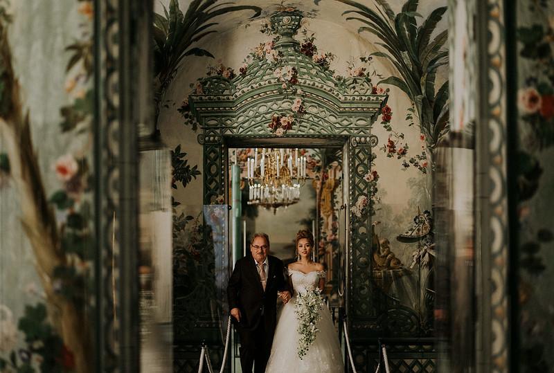 Elopement Wedding in Spoleto
