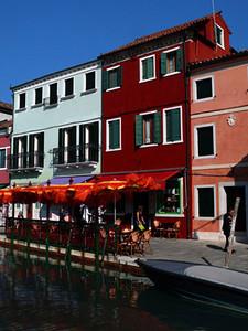 Burano Island Venice Lagoon