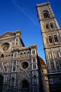 Basilica di Santa Maria del Fiore Florence Italy.