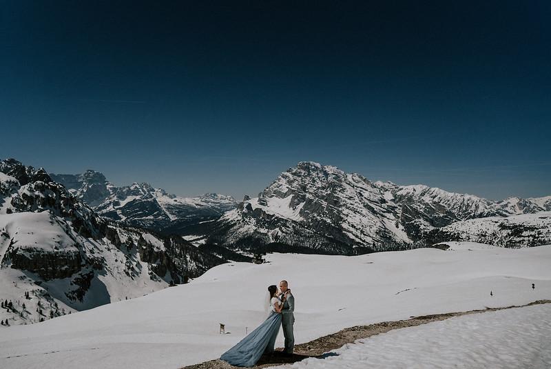 Elopement Wedding in Bergen