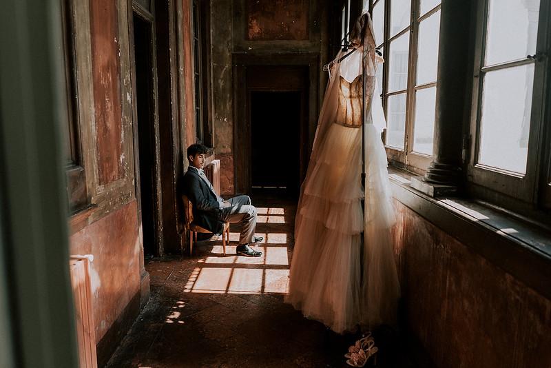 Elopement Wedding in Beziers