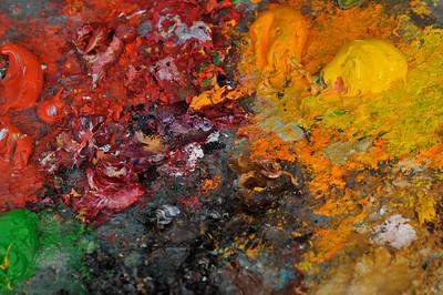 Artists Pallet III