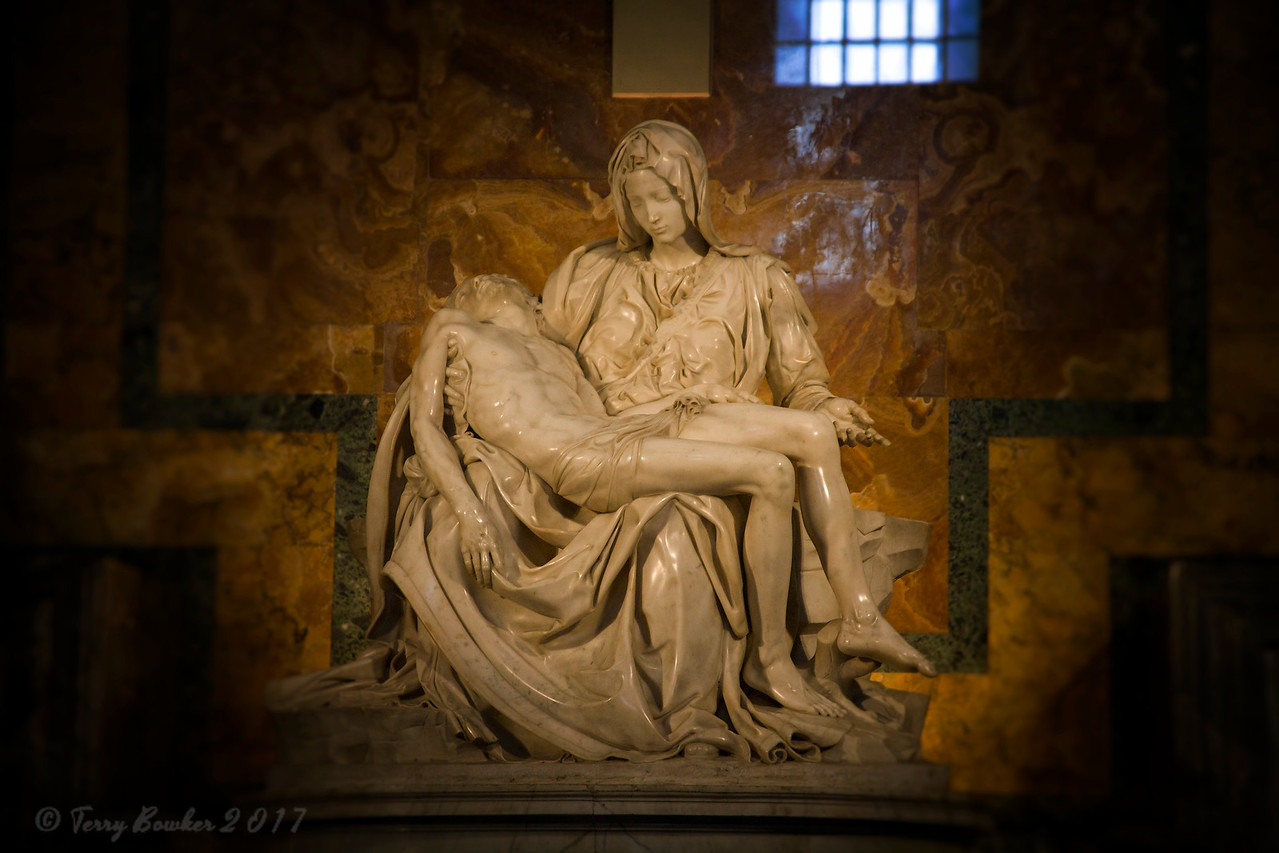 Pietà (Michelangelo),The Vatican, Rome