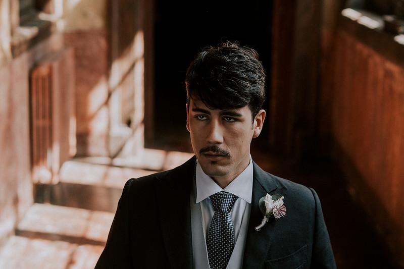 Elopement Wedding in Mans