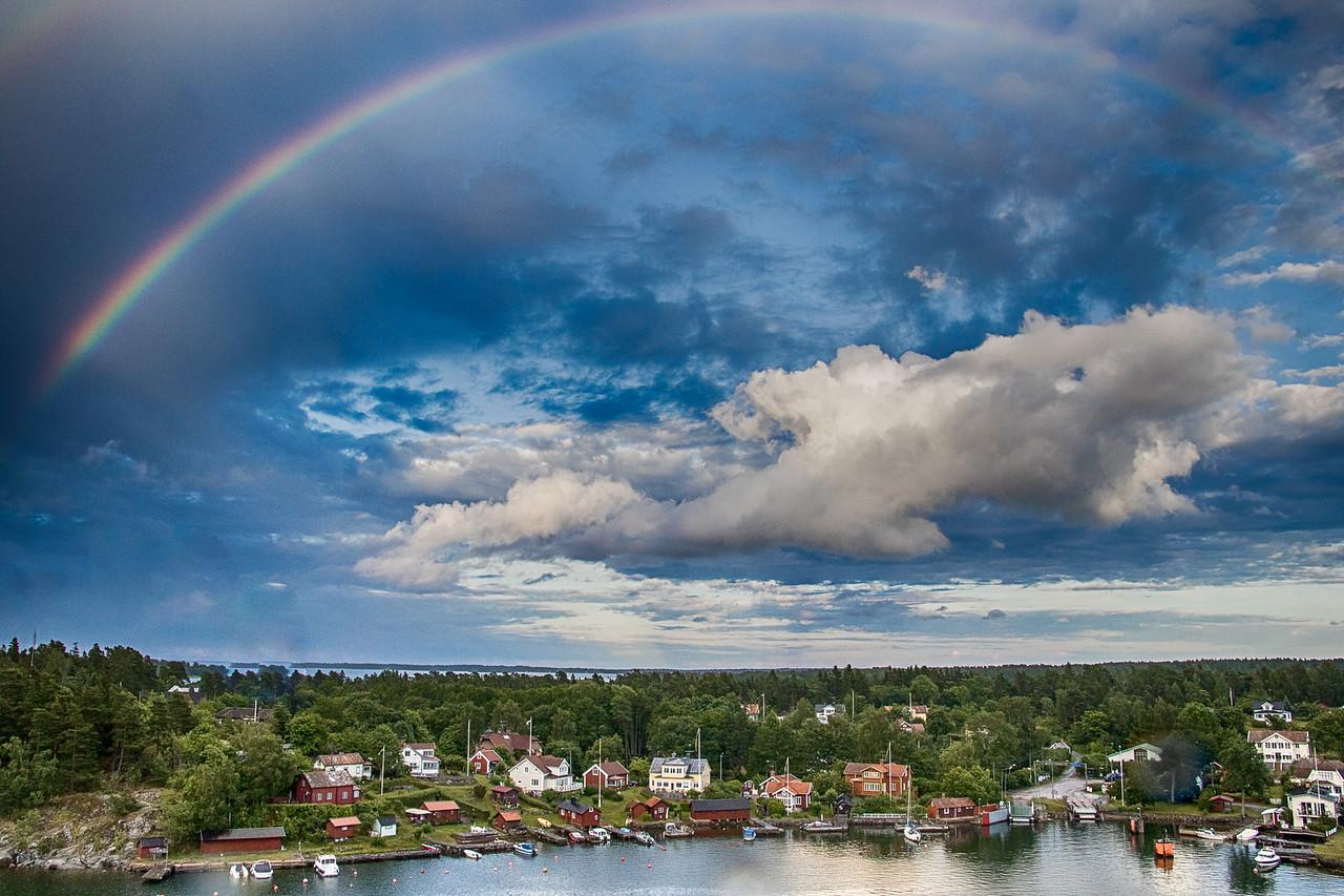 Outside of Stockholm, Sweden