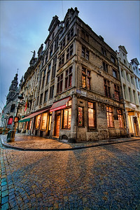 Grand Palace Chocolaterie Brussels
