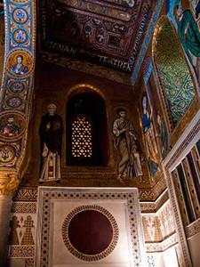 Capella Palatina Palermo Sicily