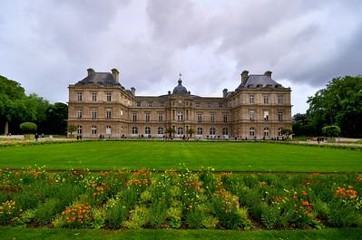 Luxembourg Palace, Paris, Franve
