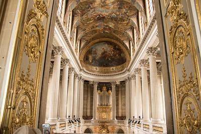 Chapel in Versailles