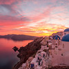 Santorini Sunset1