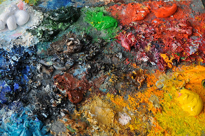 Artists Pallet I