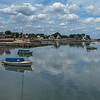 Morbihan tranquil scene, Locmariaquer, Brittany