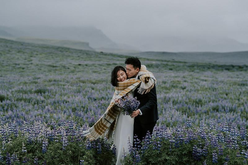 Elopement Wedding in Aero Island