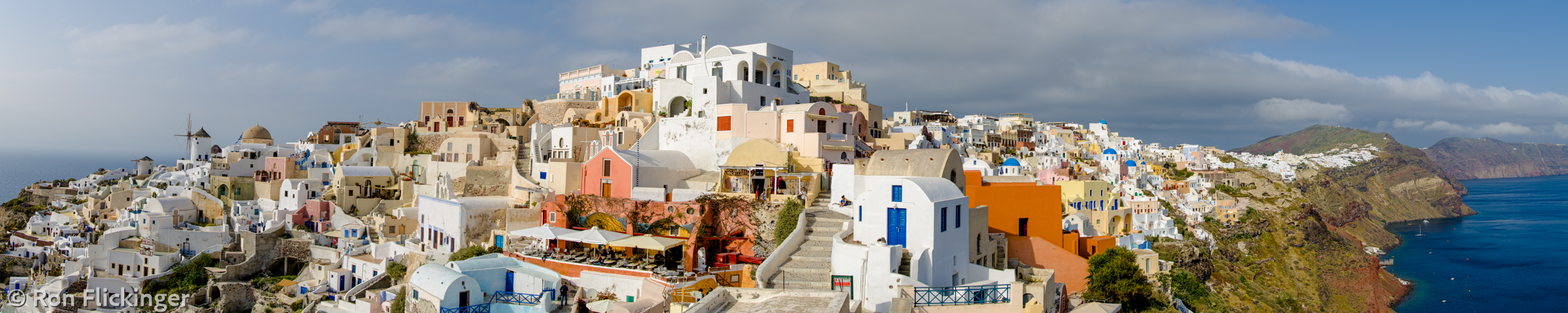 Oia in the Afternoon