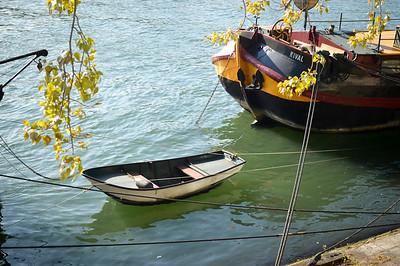 La Seine Boats