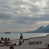 Lake Garda by ferry - a deck with a view