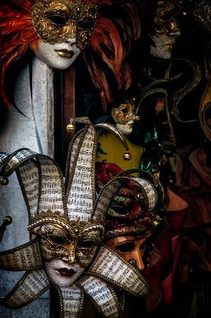 Carnevale - Venice 2<br /> © Sharon Thomas