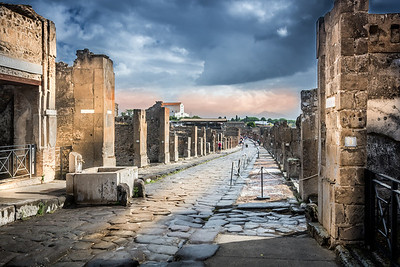 The Ruins of Pompeii