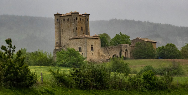 """""""House"""" near Limoux in SW France"""