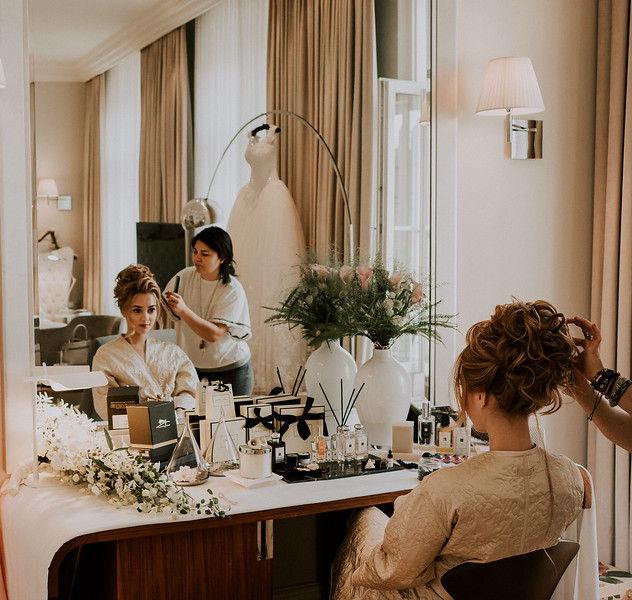 Elopement Wedding in Cortona