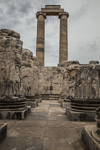 Temple of Apollo at Didyma, Turkey