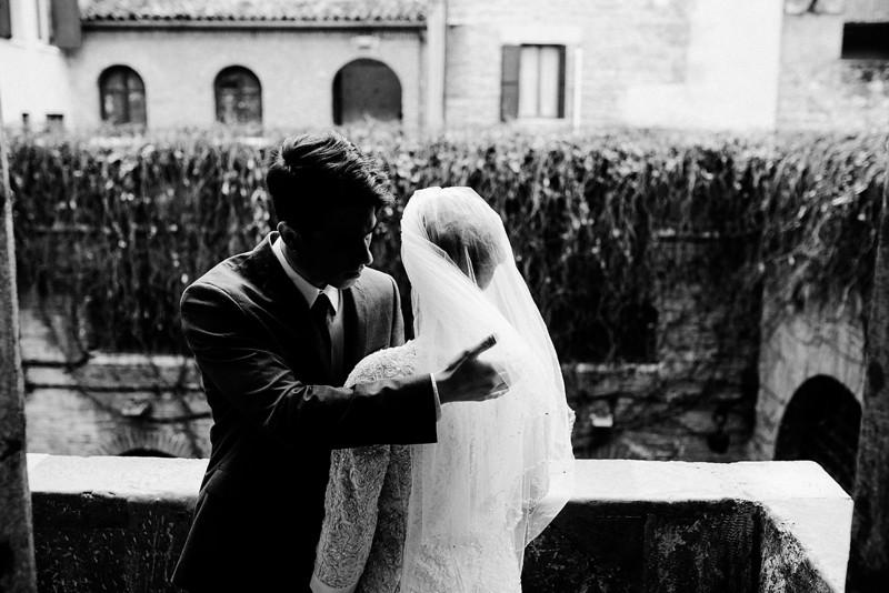Elopement Wedding in Brest