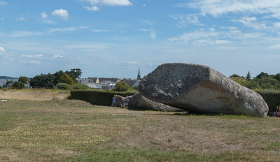 Locmariaquer megaliths, Morbihan, Brittany