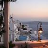 Dinner setting, Santorini