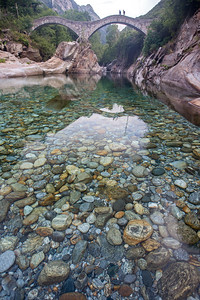 Morning in Valle Verzasca