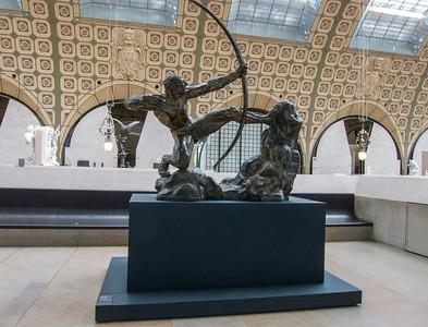 Archer in Musee' de Orsay