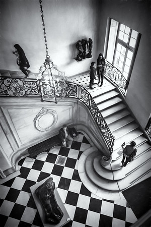 Rodin in Paris