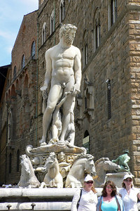 Neptune's Fountain 1