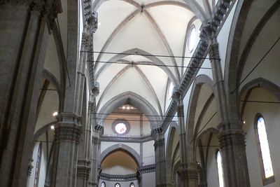 Duomo ceiling