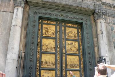 Bapistry doors
