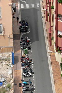 Motor cyles and scooters