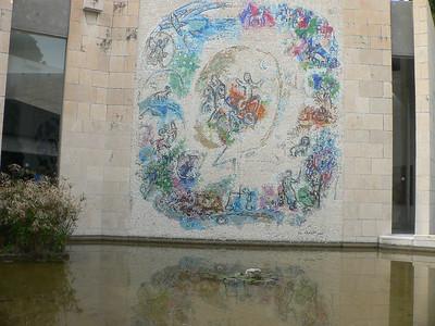 Chagall mural