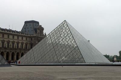 Louvre Entrace