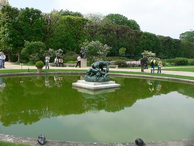 Rodin Pond