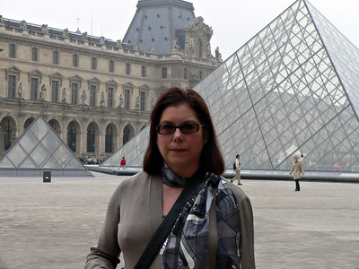 Virgina at Louvre