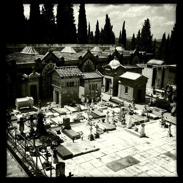 Crypts at Chiesa di San Miniato al Monte, Florence, June 9, 2011.