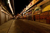 On the Ponte Vecchio at night.<br /> <br /> Florence_MC_06082011_008