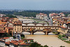 View of the city from Piazzale Michelangelo with Ponte Vecchio in the foreground.<br /> <br /> Florence_MC_06092011_002