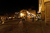The middle of Ponte Vecchio with the statue of Benvenuto Cellini.<br /> <br /> Florence_MC_06082011_010